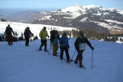Wintertrecking Outdooreducation